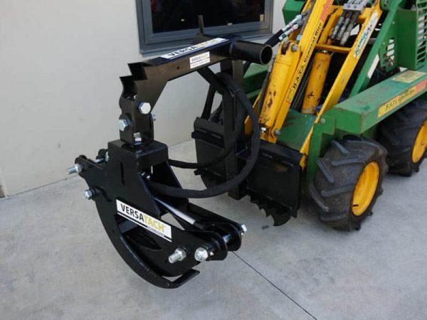 580004 - Swivel Grapple, Mini Skid-Steer