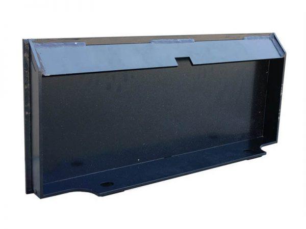 580036 - Mini Skid-Steer Adaptor Plate