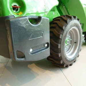 A36401 - Rear Side Weights 80kg accessories