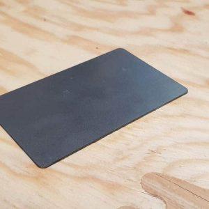A412971 - 1mm Adjustment Plate, Short (700)
