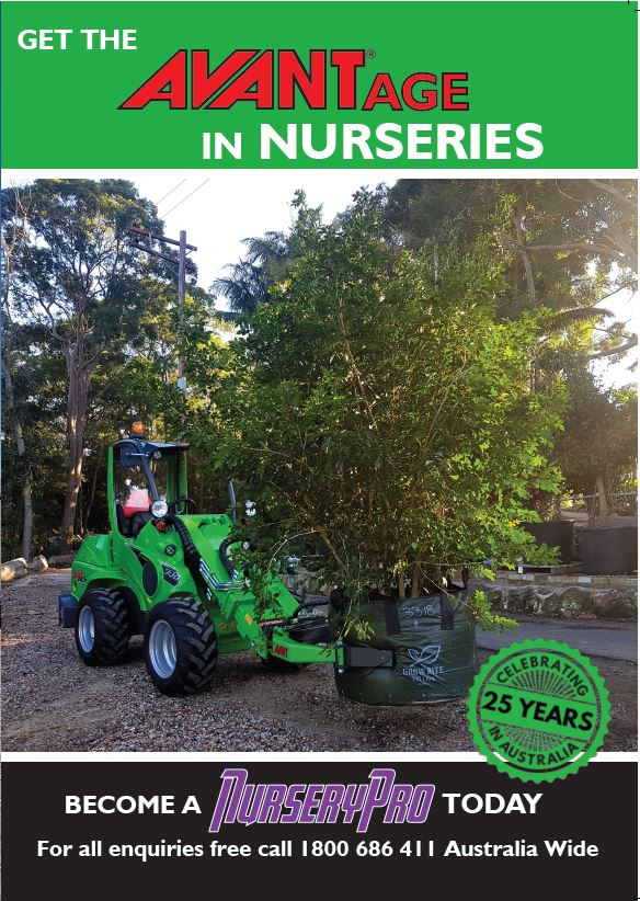 Avant Loaders in Nurseries