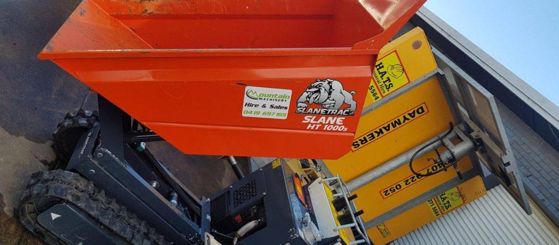 Slanetrac Mini Track Dumper HT1000