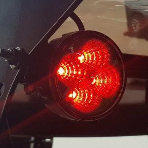 Red LED Worklight