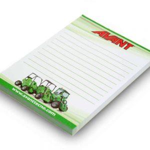 Avant Notebook